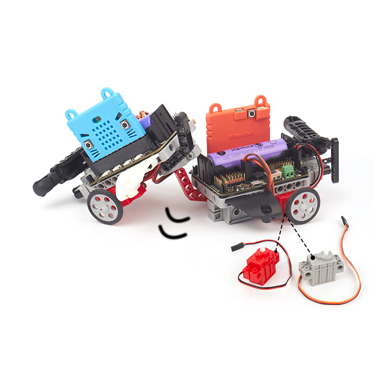 MB0008 Geek Servo motor (3)