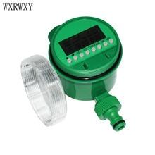 Автоматический таймер полива сада, Соленоидный клапан, контроллер полива для дома и сада