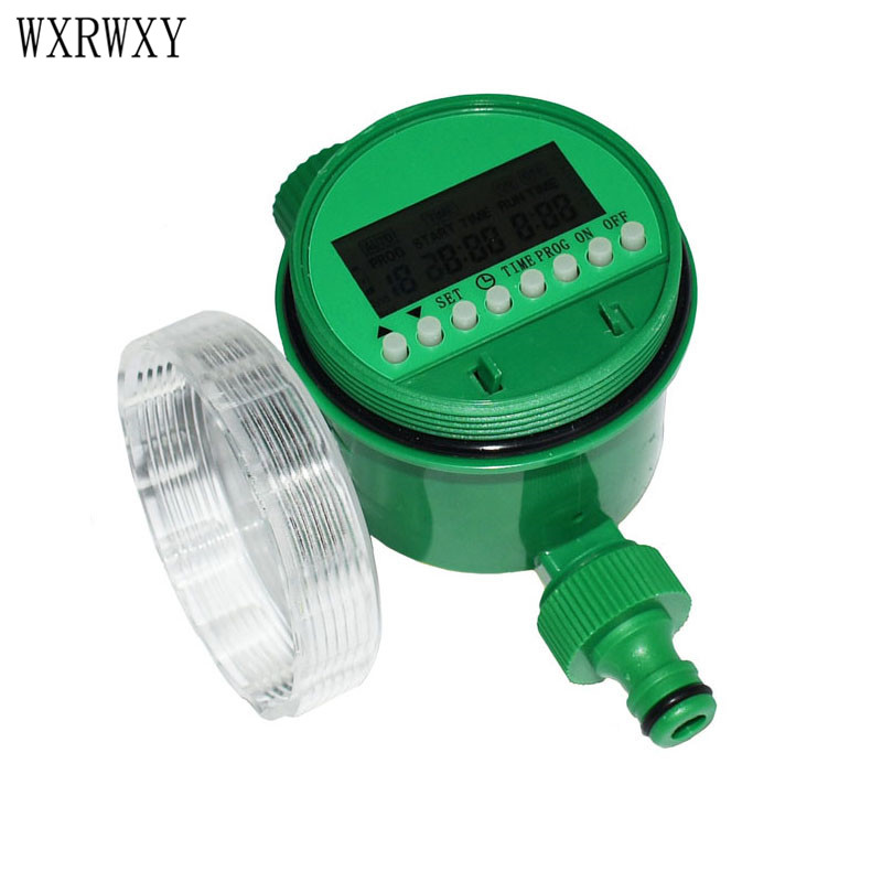 Automatic timer irrigation watering garden timer solenoid valve watering controller automatic home garden irrigation title=