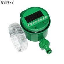 Válvula solenoide de riego automático con temporizador, controlador de riego automático para jardín y casa
