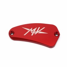 Moto Brake Master Cylinder Fluid Reservoir Cover For MV Agusta Rivale 14-16 F4 / R RR 13-15 Brutale 2012