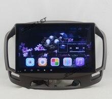 10,1 Quad-core 1024*600 HD экран Android 6,0 Автомобильный gps радио навигации для Buick Regal, vauxhall Opel Insignia 2014-2016