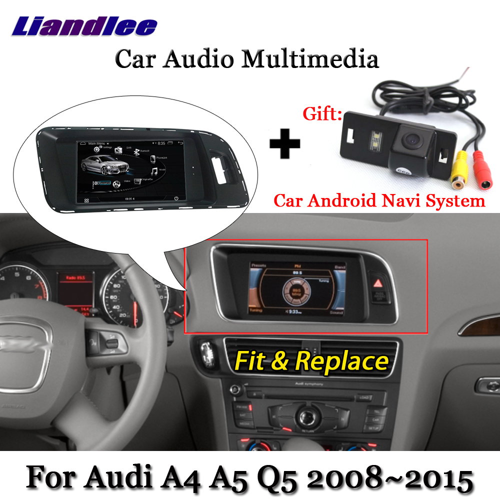 For Audi A4 A5 Q5 2008~2015-4