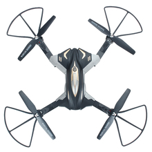 Skytech L600 RC Drones, Foldable Remote Control Wifi Quadcopter FPV VR Helicopter 2.4GHz 6-Axis Gyro 4CH with 0.3MP HD Camera