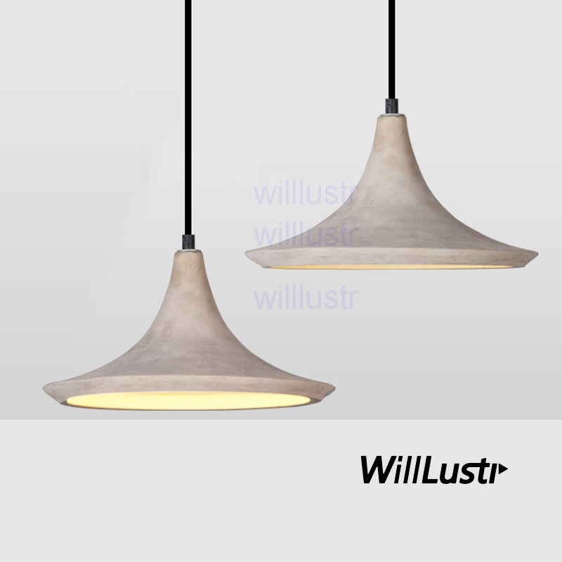 willlustr concrete pendant light natural cement suspension lamp design nordic hanging lighting dinning room restaurant hotel willlustr concrete pendant light cement suspension lamp minimalist design nordic hanging lighting dinning room restaurant hotel