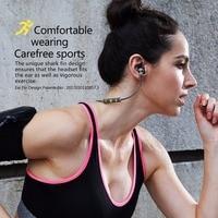 Plextone BX343 Wireless Headphone Bluetooth IPX5 Waterproof Earbuds Magnetic Sport Headset Earphones With Microphone For Phone