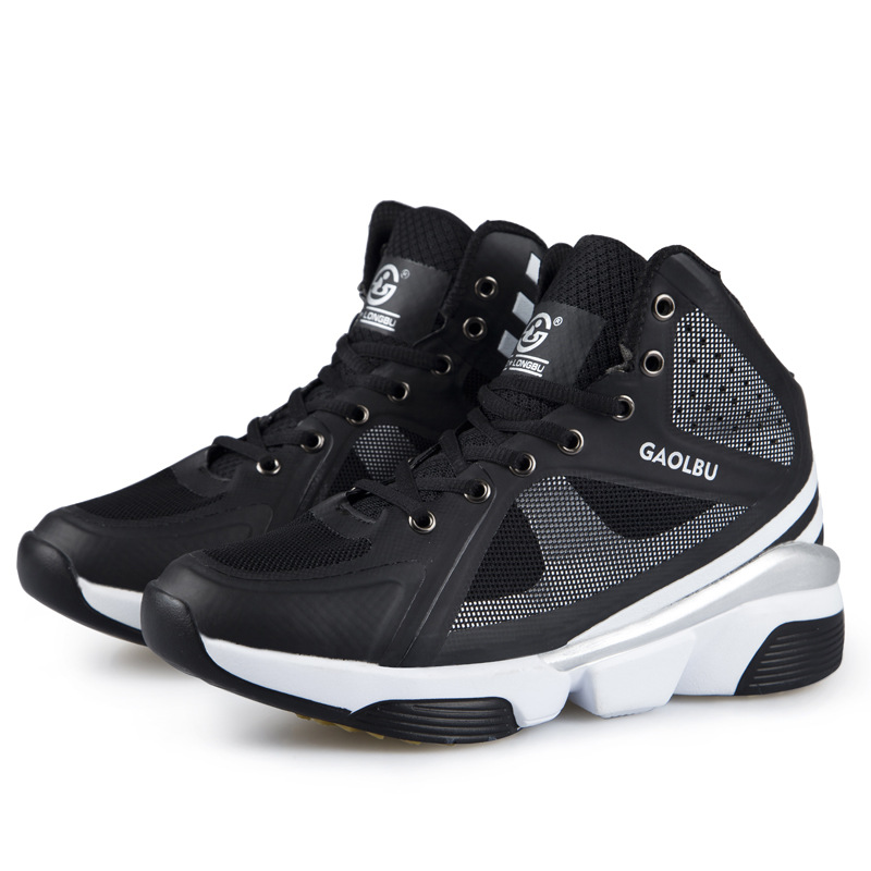 4098815bfe1d PERRID Brand Sports Basket Shoes Men Male Breathable Youth Sneakers Men  High Top Combat Boots Mens Sneakers Basketball Shoes Men-in Basketball Shoes  from ...