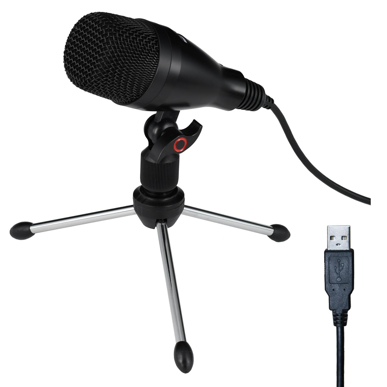Тест на микрофон компьютера Freeboss CM-03