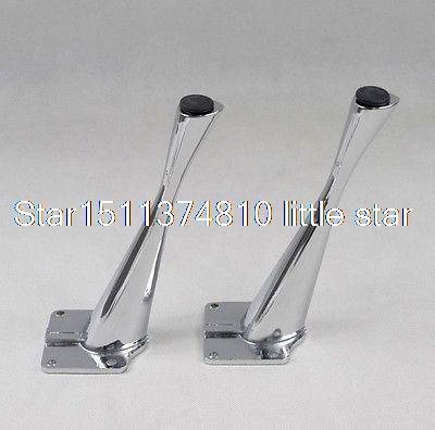 230mm Or 170mm Set Metal Furniture Cabinet Tea Table Chair Sofa Leg Feet 4pcs