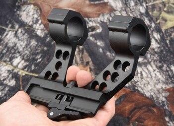 Ak 47 74 Qd Боковое крепление рельса прицел кольцо для 1 дюймов 25,4 мм-1,25 дюймов 25,4 мм кольцо трубка алюминий Охота Стрельба R5752 >> Horizon Store