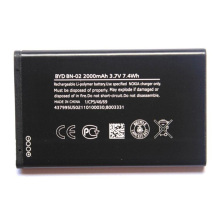 Original BN-02 phone battery for Nokia XL 4G RM-1042 RM-1061 RM-1030 2000mAh