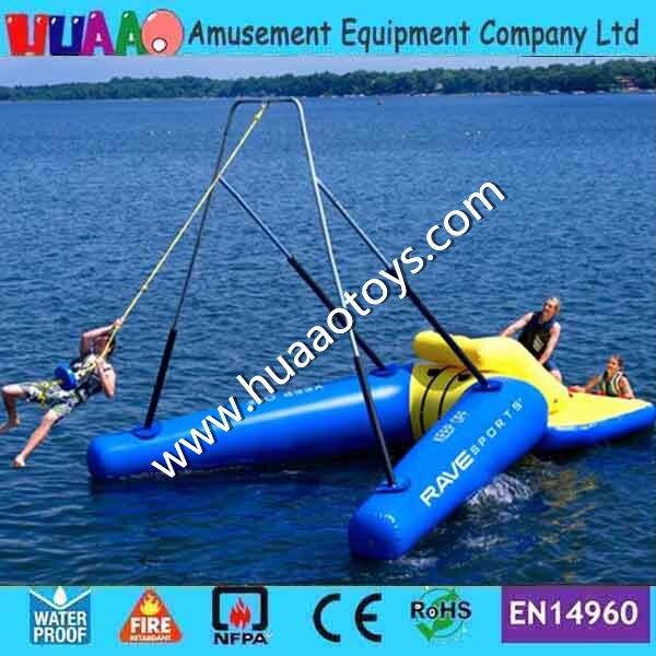 2018 Новый 16*10 м надувные водные игры, надувные игрушки для воды гигантский Аквапарк (бесплатная насос + ремонтные комплекты)