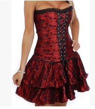 free shipping Warm body fitness sexy corset corset fashion palace warm suit vest