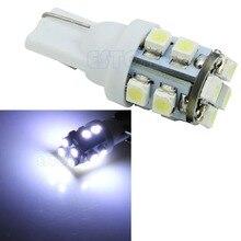 Nova T10 168 194 12 LED 1206 SMD White Car Auto Lâmpada Side Wedge Light Bulb DC 12 V