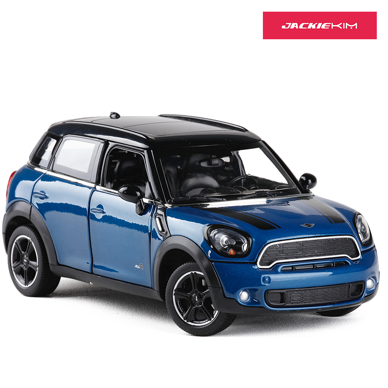 1 24 Alloy Top Vehicle Toys Car Mini Cars Model Cool: Aliexpress.com : Buy 1/24 Scale MIni Countryman SUV