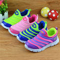 2016 autumn new caterpillar boys and girls breathable and soft casual shoes Size 21-32