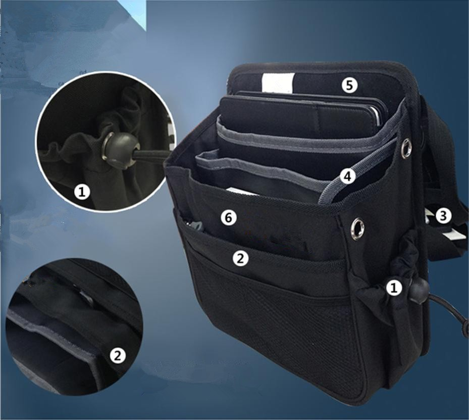 Waterproof Car Organizer Front Seat Back Seat Storage Bag