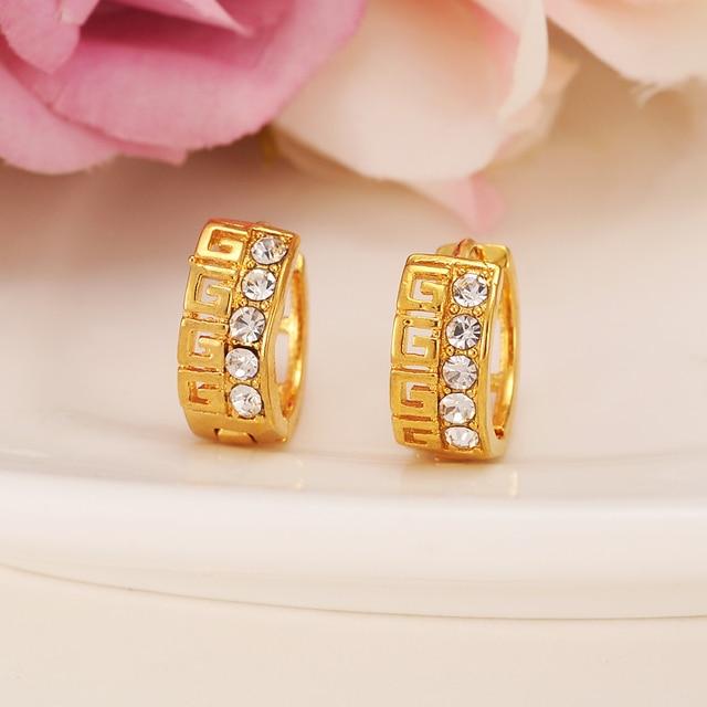 Bangrui Luxury Lovely Kid Baby Little Girls Jewellery Security