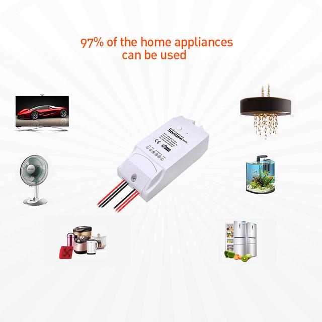 Dual 2ch 16A 3500W Wifi Smart Switch