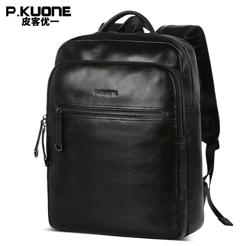 New designer fashion genuine leather travel bag, brand business backpack, cowhide leather bag new mma gloves grappling martial arts leather genuine cowhide punching bag mitts sparring cage fighting combat training