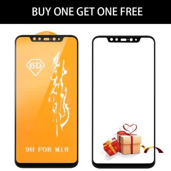 Xiaomi mi8 glass xiaomi 8 Explorer screen protector full cover front film guard protection MOFi xiaomi mi 8 SE tempered glass