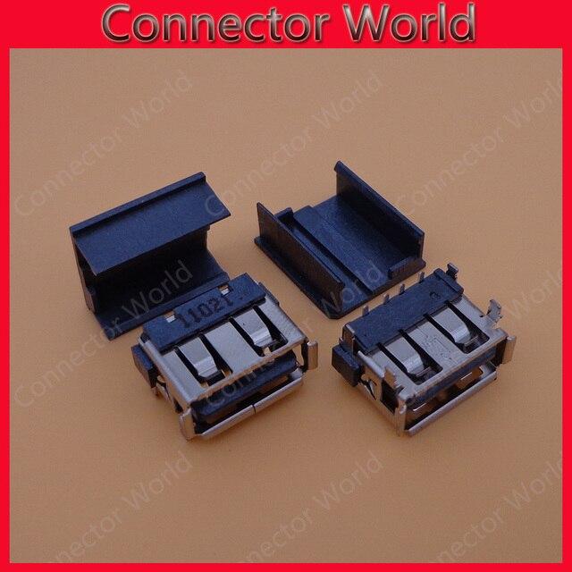 5-100 stks/partij micro 2.0 usb-poort opladen connector jack socket voor acer Aspire 4736 5737 5517 5532 5732 4740G Z ZG USB jack