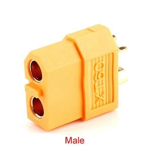 Image 2 - XT60 Connectors,100 Stks/partij XT60 XT 60 Mannelijke Vrouwelijke Bullet Connectors Pluggen Voor Rc Lipo Batterij