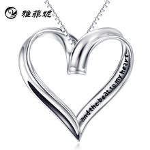 love speed sell tong detonation pendant cross-border silver manufacturers selling undertakes to sell like hot cakes