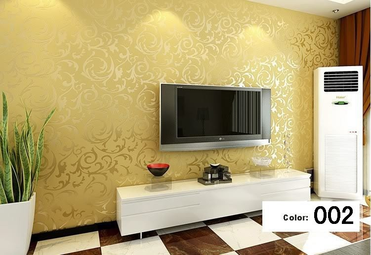 Outstanding Wallpaper Front Room Ideas - Wall Art Design ...