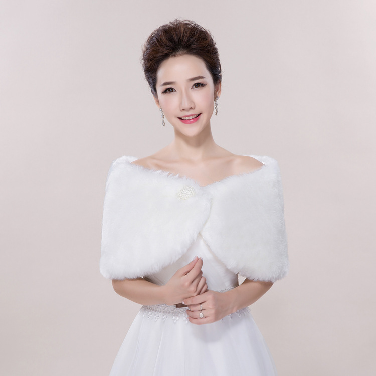 Faux cashmere shawl dress party warm coat autumn and winter style cape