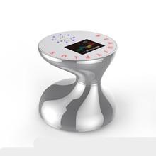 цены 1MHZ Ultrasonic LED Body Slimming Massager Fat Burn Skin Firming Body Slimming Machine with Gift Box Free Shipping