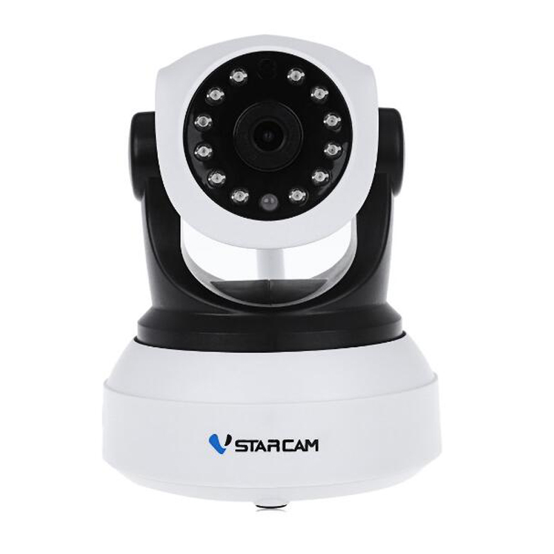 Vstarcam C7824WIP Wifi Camera Wireless HD 720P IP Camera Security Ipcamera Onvif Megapixel pan tilt rotating Camera 1920*720 vstarcam c7824wip free shipping onvif 2 0 720p ip camera wireless wifi cctv ip camera with eye4 app indoor pan