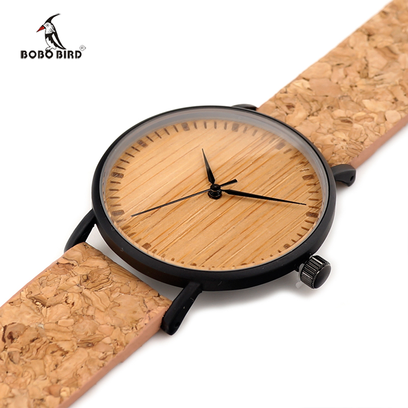 Wood Watch Ladies Wristwatch for Men and Women (11)