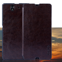 For Sony Xperia Z1 L39h C6903 C6902 Luxury Leather Brand PU Flip Case For Sony Xperia Z1 Phone Cover Wallet Bag For Sony Z1 Case