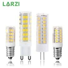 LED Bulb E14 G4 G9 3W 4W 5W 7W Mini LED Lamp AC 220V-240V LED Corn Bulb SMD2835 360 Beam Angle Replace Halogen Chandelier Lights цена 2017