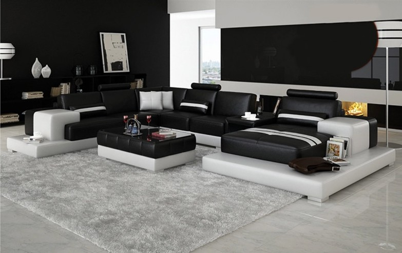 Multiple Combination Elegant Modern Sofa, Large Size Luxury Fashion Style,  Best Living Room Couch Sofa Set Hot Sale S8709 In Living Room Sofas From ...
