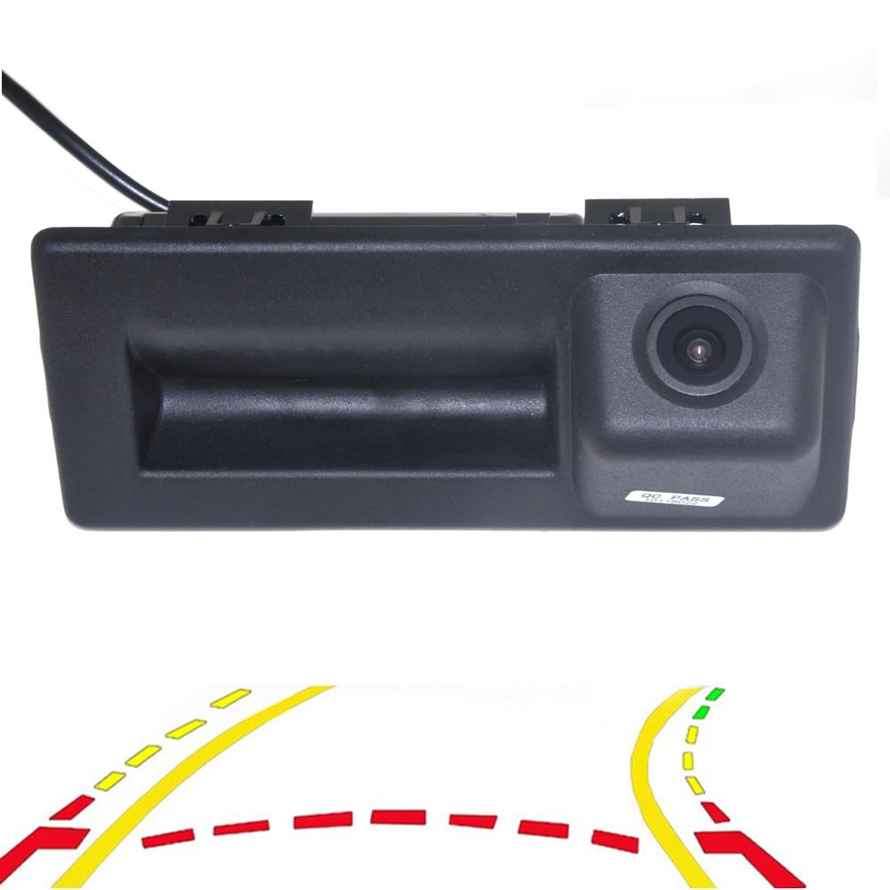 Dynamic Tracks Trunk Handle Dwitch Rear View Camera For Audi A4L 2017 Volkswagen VW Teramont C-TREK Touran L Tiguan L 1 18 масштаб vw volkswagen новый tiguan l 2017 модель коричневого цвета diecast
