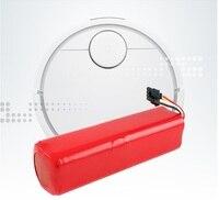 14 4V 5600mAh Robotics 18650 Battery Pack Replacement For Xiaomi Roborock Robot Vacuum Cleaner
