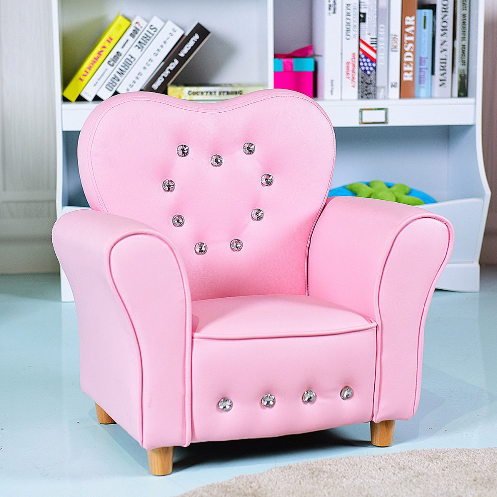 US $66.99 |Giantex Pink Kids Teen Sofa Armrest Chair Couch Children Toddler  Birthday Gift Girls Modern Children\'s Furniture HW58808 on Aliexpress.com  ...