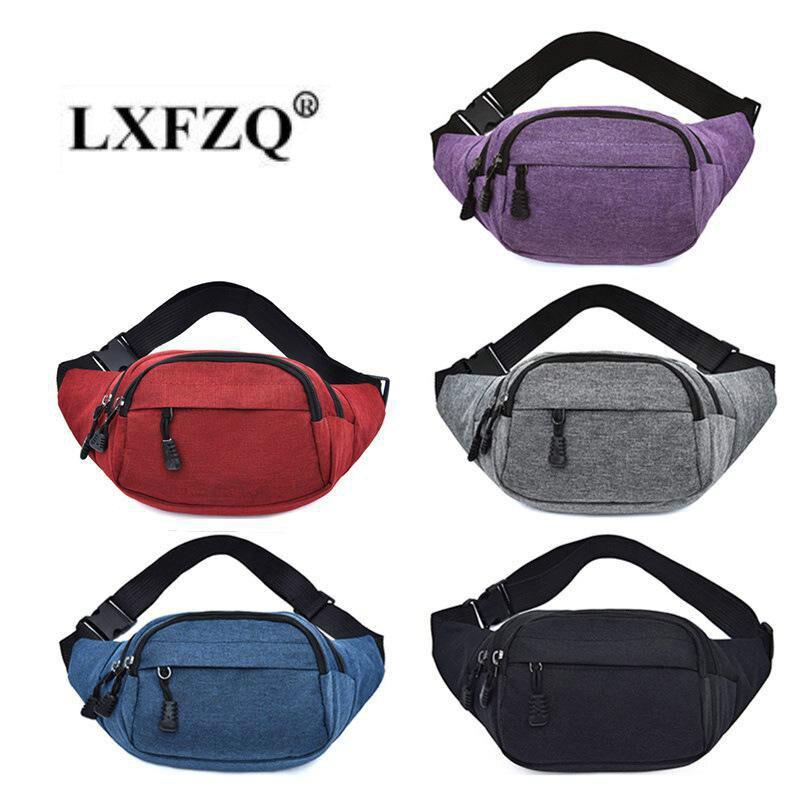 Women`s Belt Bag Waist Packs Travel Fanny Pack Banana Waist Bag Hip Bum Chest Waistband Bags With Adjustable Belt Bolso Cintura