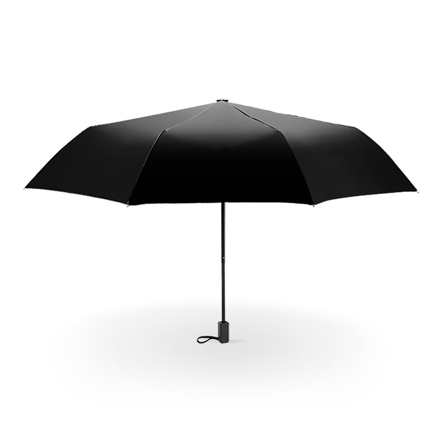 My Neighbor Totoro 3 Folding Ultraviolet-Proof Anti-UV Rainy Sunny Umbrella Guarda Chuva (Style A)