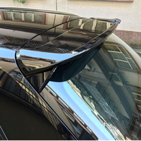 For Audi A3 High Quality ABS Material Car Rear Wing Primer Color Audi A3 hatchback Rear Spoiler For Audi A3 Spoiler 2014 2017