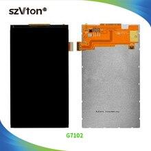 "5.0 ""de Alta Calidad G7102 LCD de Repuesto de Pantalla Para Samsung Galaxy Gran 2 Duos G7102 G7106 G7108 G7105 LCD pantalla"