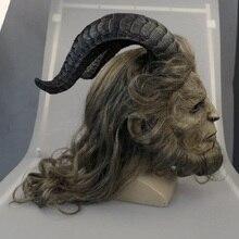 Красота и маска животного маска принца ужас маска животного Handmad Косплей