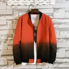 Мужские куртки больших размеров 4XL с воротником-стойкой на весну и осень 65