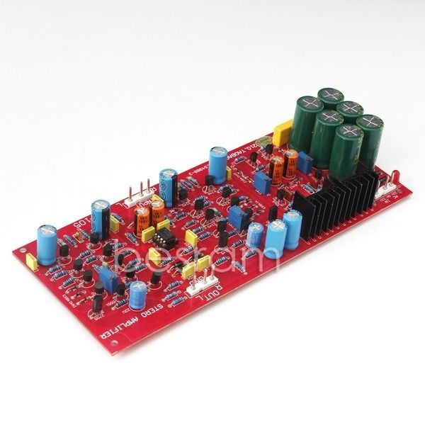 Pure DC ME-128 Class A Preamplifier Finished Board