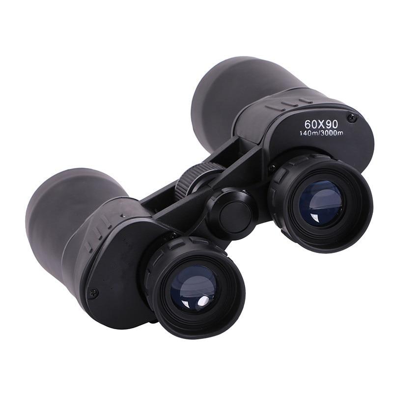 60x90 Outdoor Waterproof Binoculars Professional Telescope Bak4 Prism Optics Camping Hunting Scopes High Power Binoculars free shipping 2015 new 8x42 waterproof bak4 roof prism binoculars 118m 1000m long range high end binoculars hot sale
