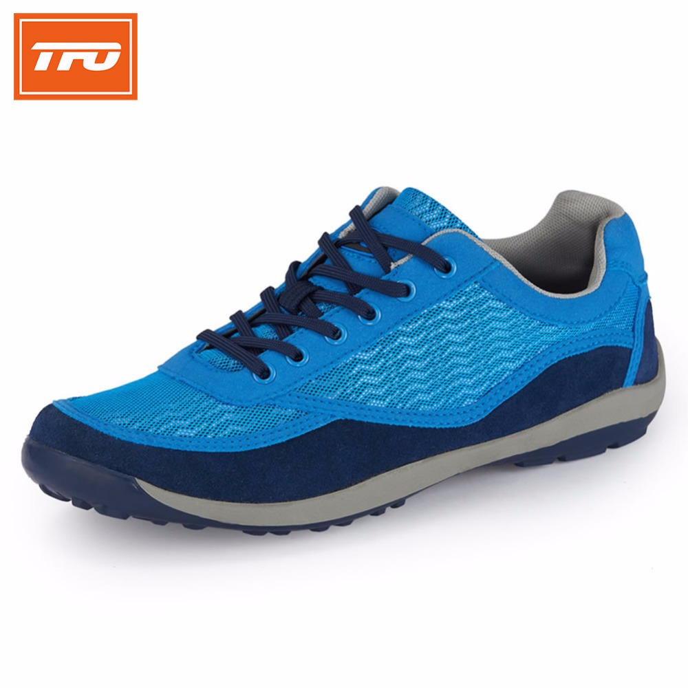 TFO Running Shoes men man 2017 Outdoor Sport Sneakers jogging Male Athletic Shoes Breathable Quick-dry Lightweight foldable new  2017 mens running shoes breathable male outdoor walking sport shoes new man athletic sport sneakers for adults
