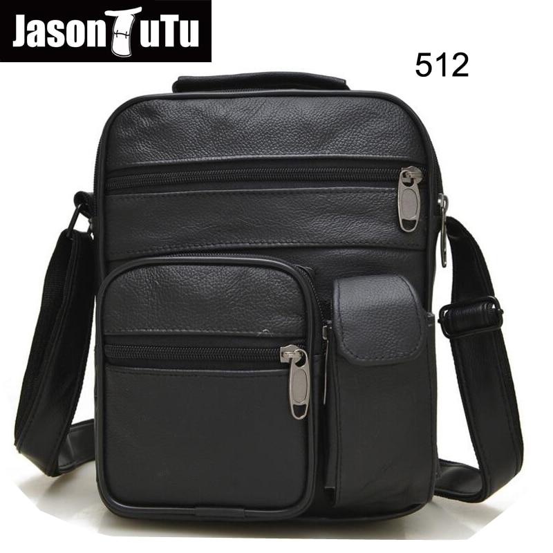 5d706b5f17 Men messenger bags Handbag Sheepskin Crossbody Bags For Men Purse Cell  phone pocket bag bolsa free