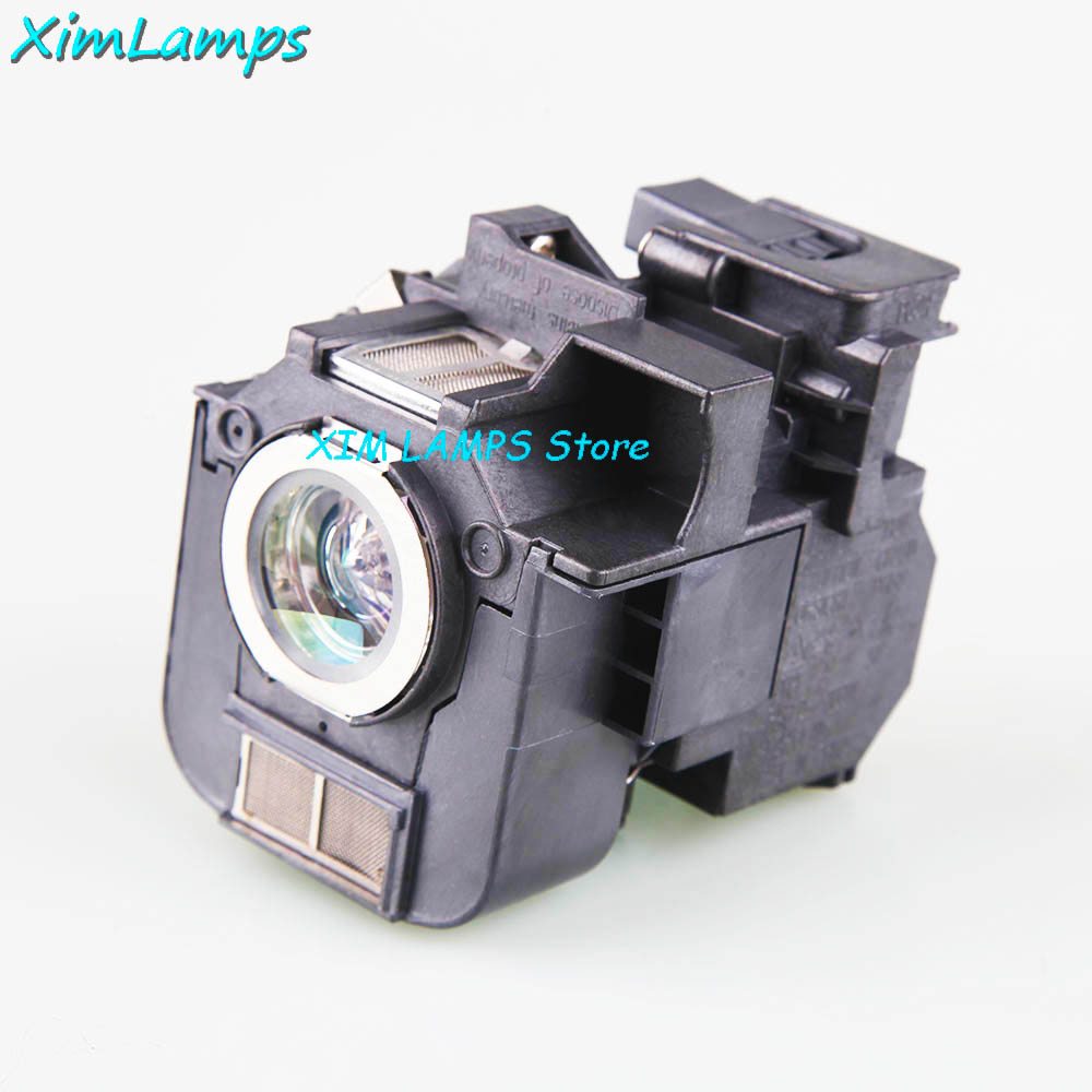 Repalcement ELPLP50 Projector Lamp With Housing For Epson Powerlite 85 825, 826W, EB-824, EB-824H, EB-825H, EB-826WH, EB-84H free shipping brand new replacement lamp with housing elplp50 for eb 824 eb 825 eb 826w eb 84 eb 85 projector 3pcs lot